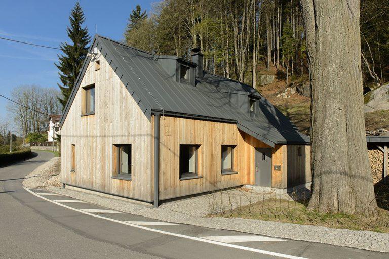 Pri rekonštrukcii tradičnej chalupy sa podarilo zachovať dušu pôvodného domu