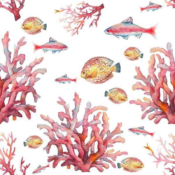 Fototapeta od značky Sea tapety design, ručne maľovaná, vinylová, maximálny rozmer 386 × 386 cm, 15,81 €, www.myloview.cz