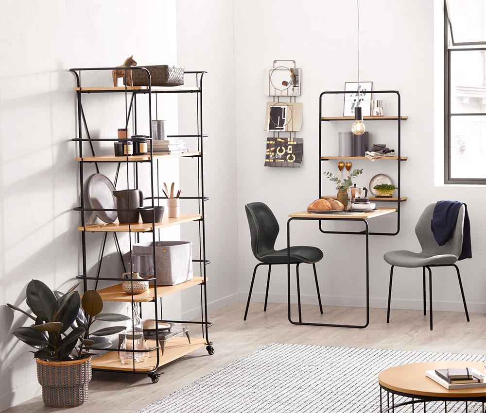 Šikovné riešenia do domácností vďaka multifunkčnému nábytku