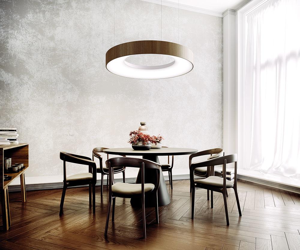 Najnovšie trendy v interiérovom osvetlení