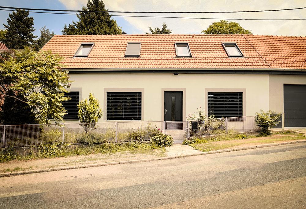 Rekonštrukcia domu zmenila domácim život: Z prudkého svahu za domom obrovská výhoda