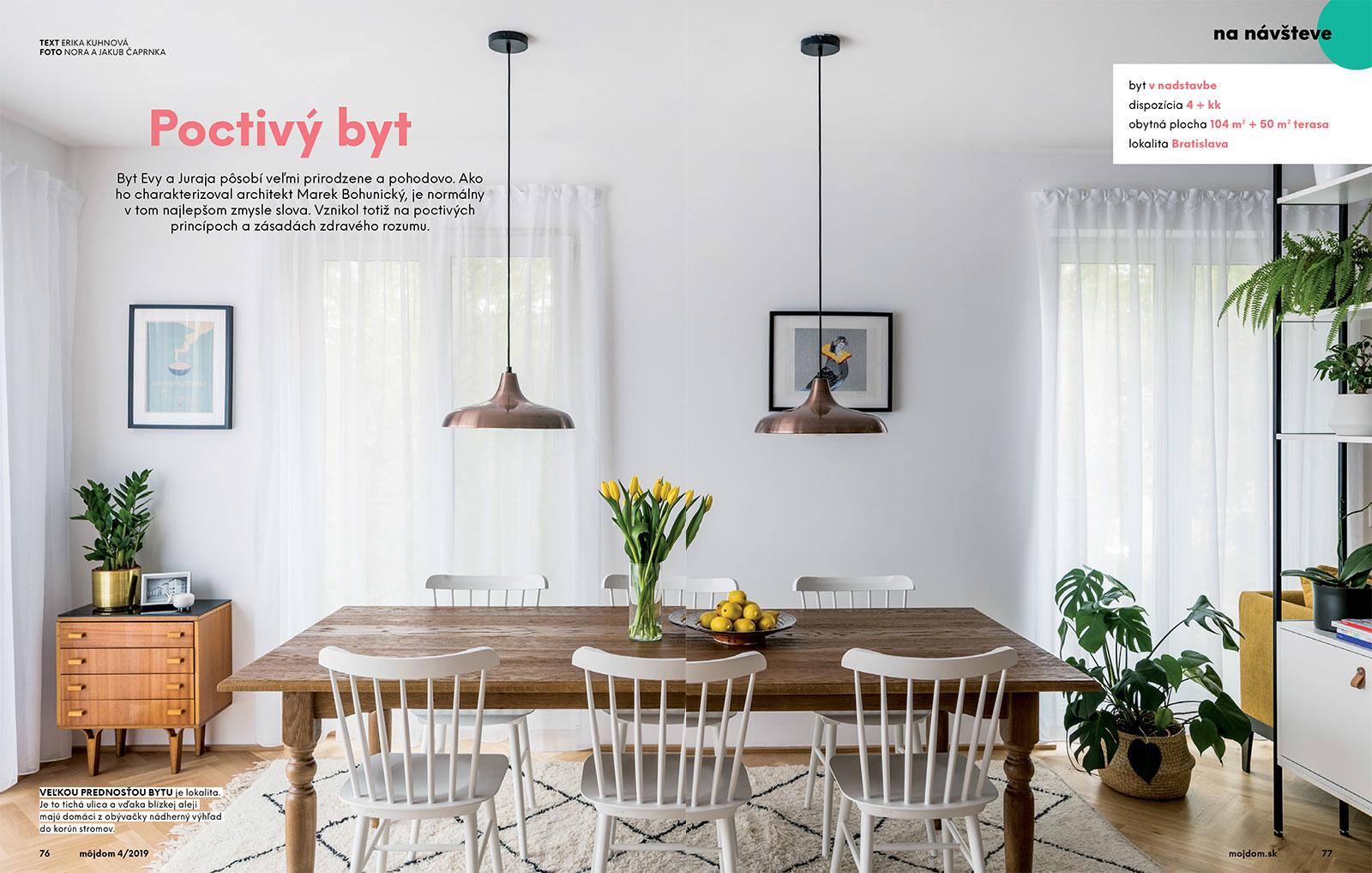 Aprílový Môj dom v predaji už od 3. apríla