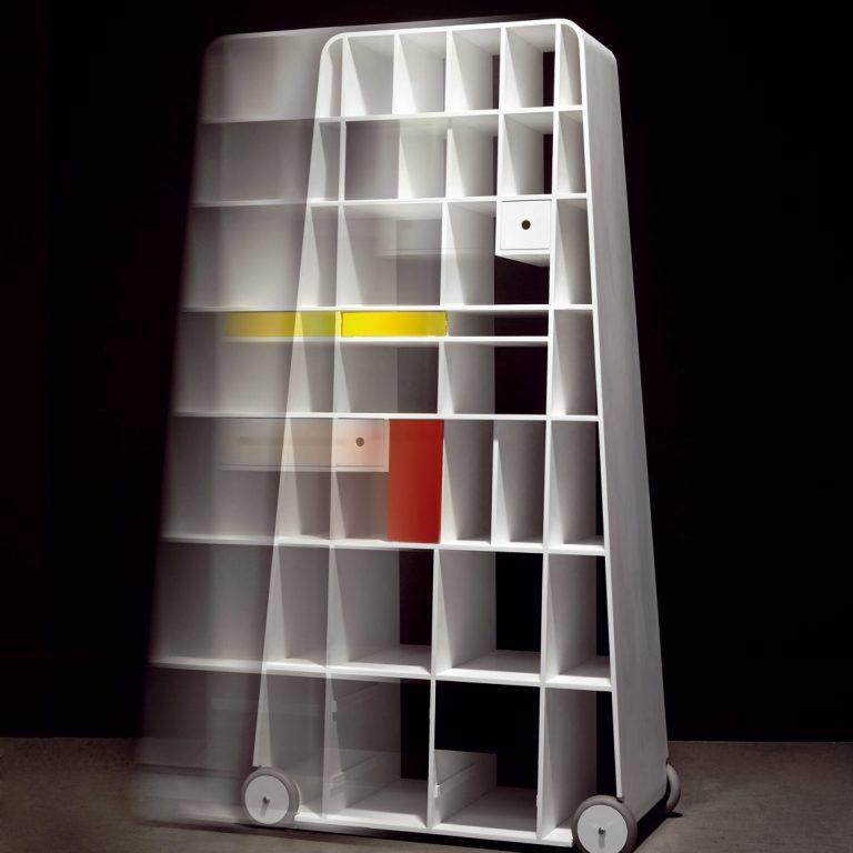 Mondrian v pohybe
