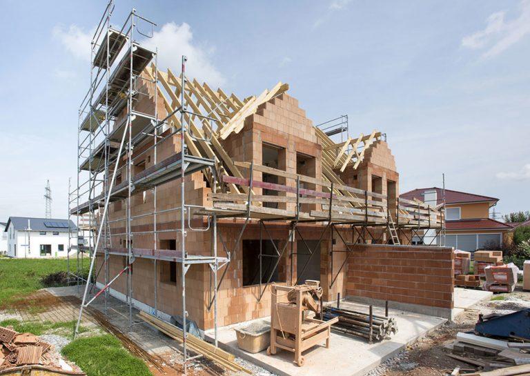 Ako sa dnes stavajú murované domy