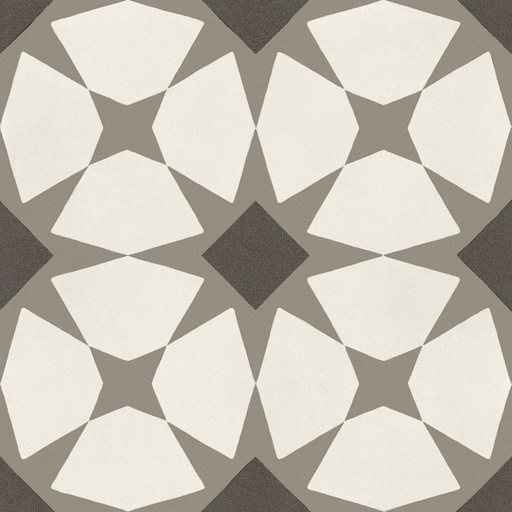 Vintage dlažba Mous od talianskeho výrobcu Marazzi, 20 × 20 cm, 42,59 €/m2, www.keramikasoukup.sk