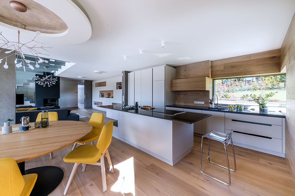 Precízne vypracovaný dom, v ktorom má každý detail svoj význam