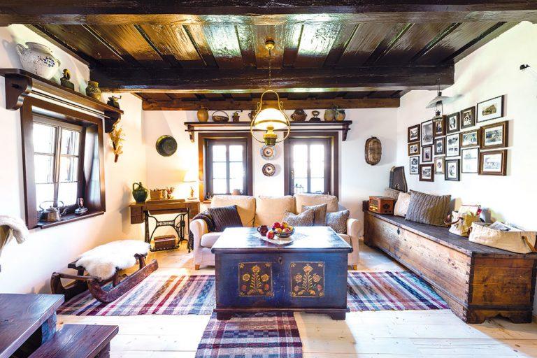 Rozpadnutú drevenicu na Horehroní premenili s úctou k tradičnej architektúre