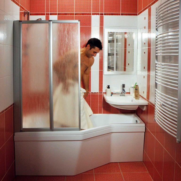 Riešenie pre malé kúpeľne