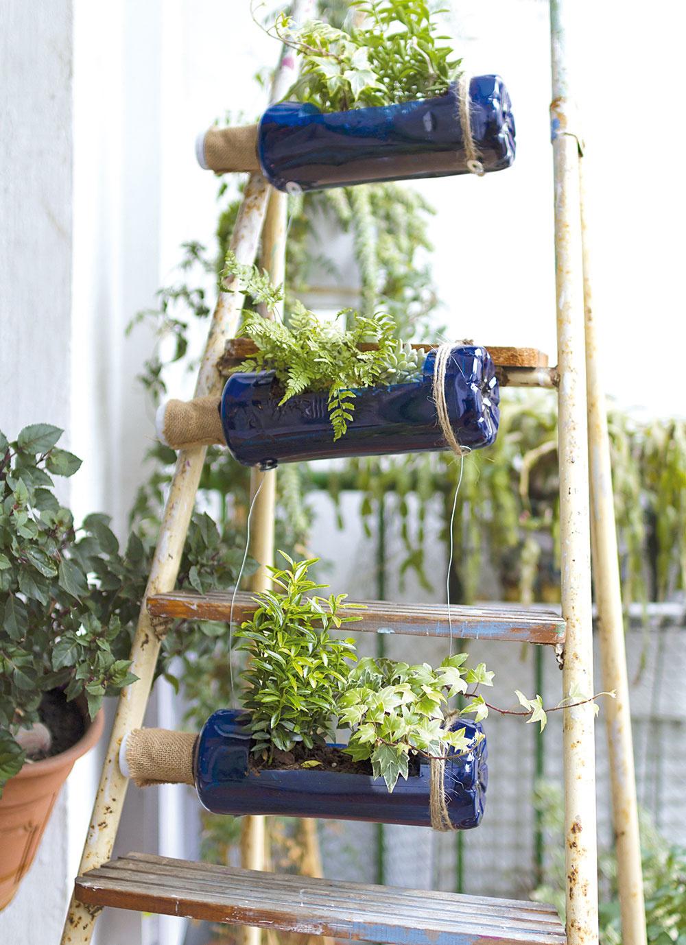 Ako si na balkóne vytvoriť vlastnú záhradku