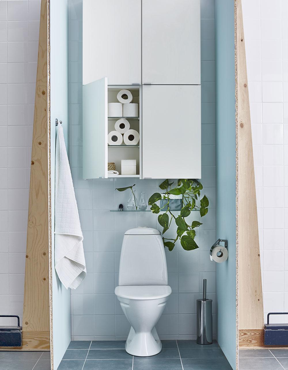 Zápasíte s malou kúpeľňou? Týchto 10 tipov vám pomôže vyhrať!