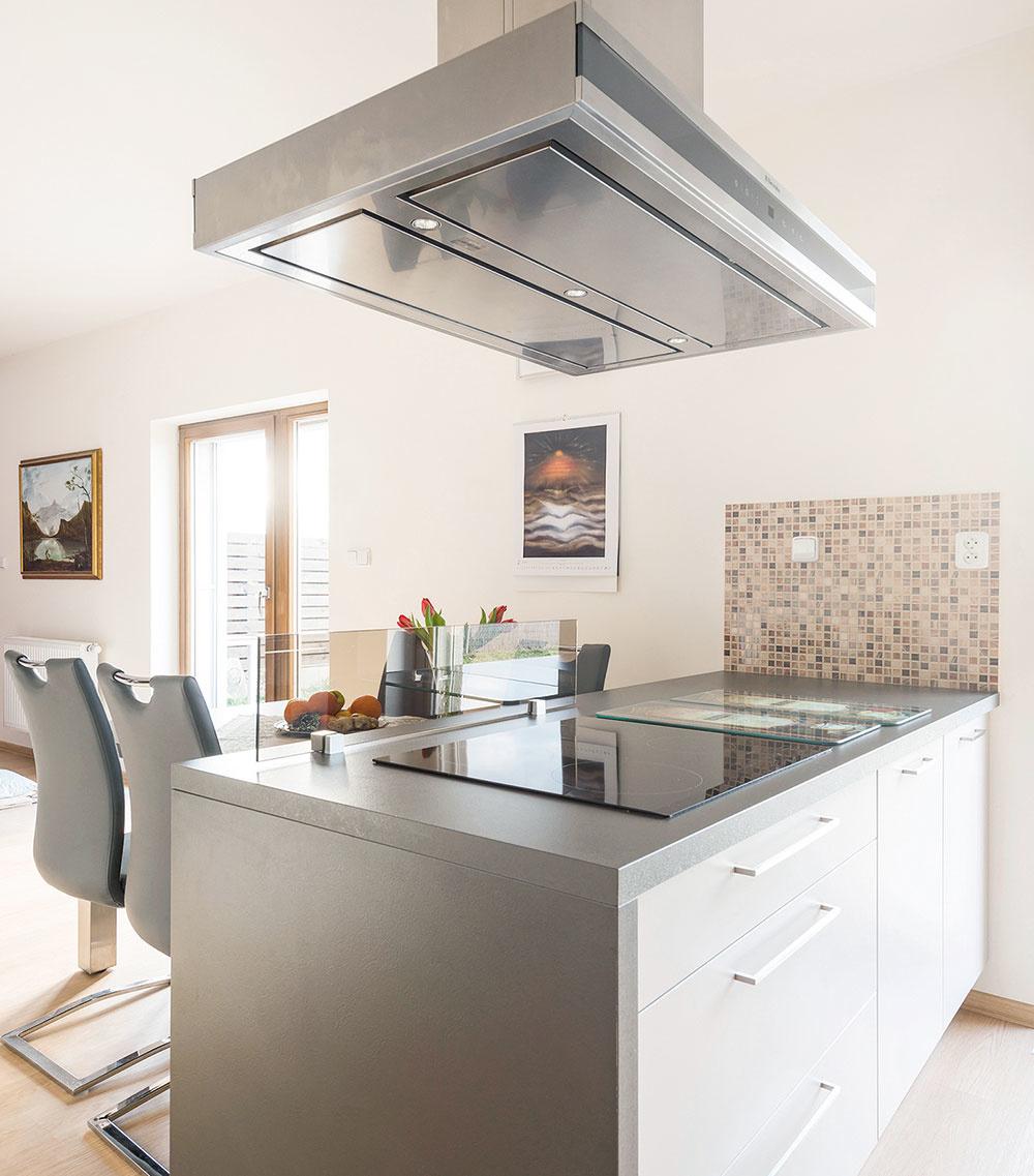 Varná doska, rúra a digestor: Ako si v kuchyni zariadiť varné centrum