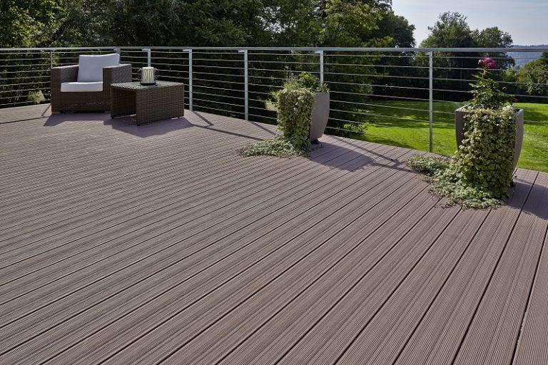 Pohodlná a rýchla montáž terasy
