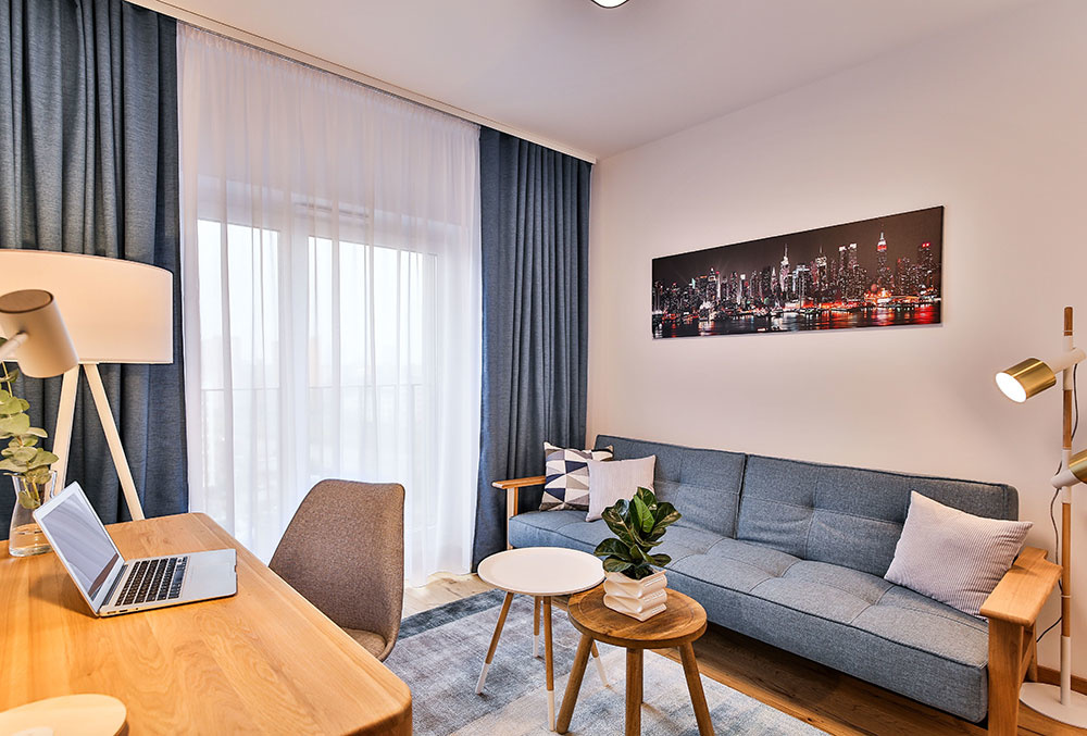Svieži, moderný a plný zelene: 3-izbový byt na Račianskej