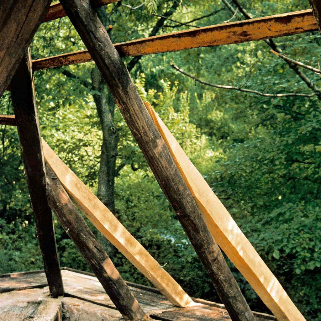 Poškodenia krovu