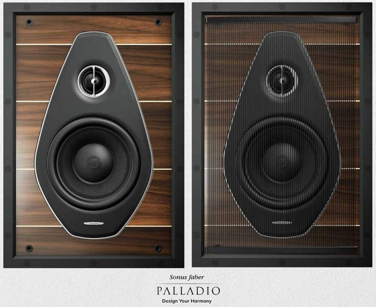 Sonus faber Palladio – renesančná estetika pre audio inštalácie