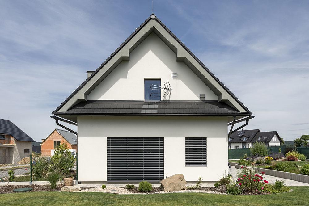 Domy s takmer nulovou spotrebou môžu čerpať dotácie až 8000 eur