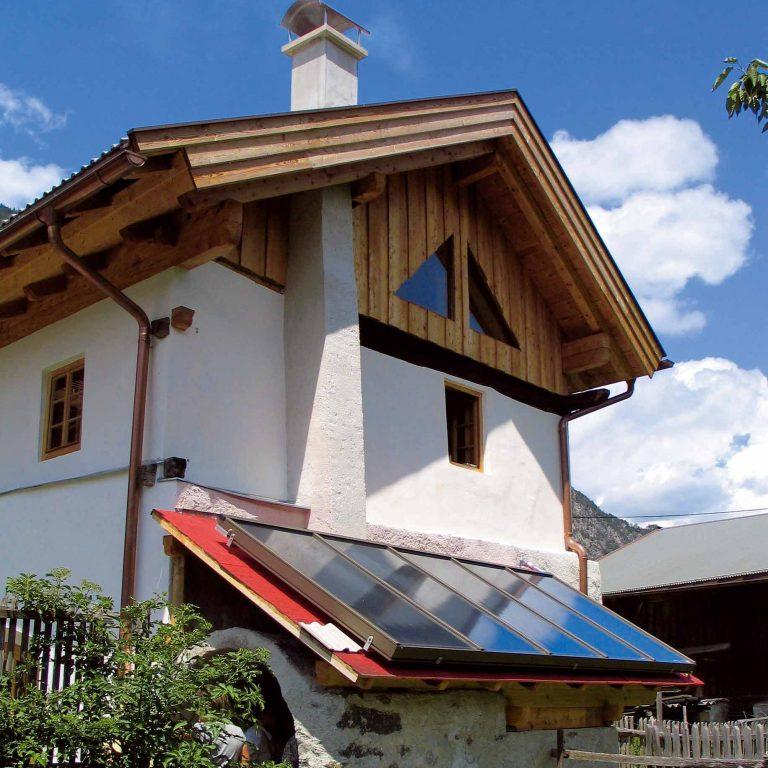 Obnova podľa zásad nízkoenergetickej výstavby