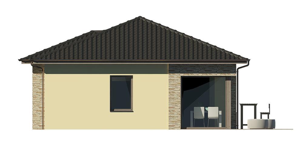 Projekt rodinného domu Katka 12 C