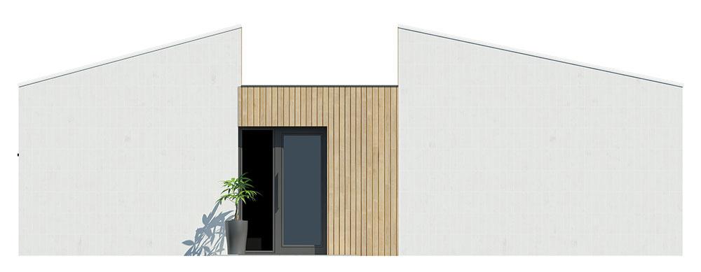 Projekt rodinného domu Lukáš 39