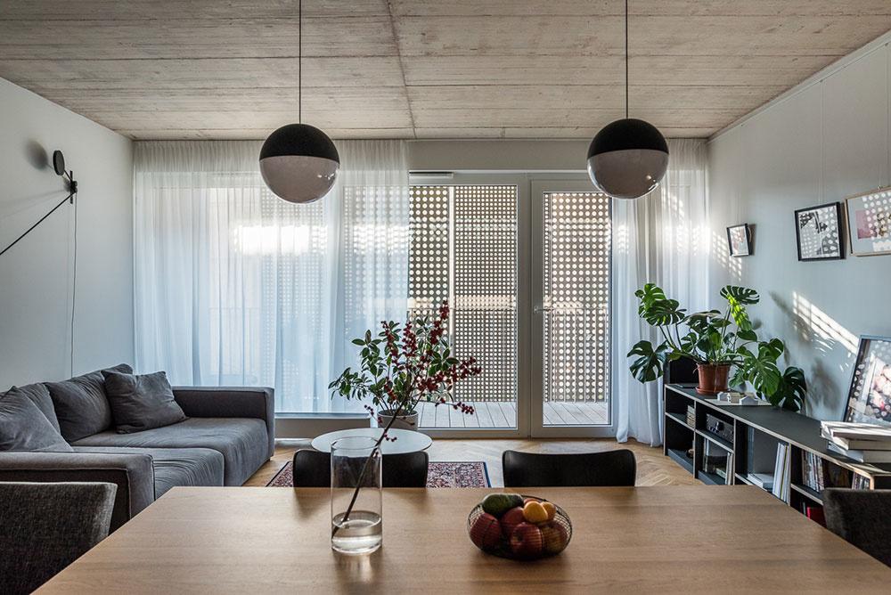 Bratislavský byt, v ktorom vidno remeslo