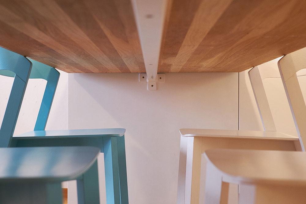Elegantná rekonštrukcia trojizbového bytu s nápaditou detskou izbou