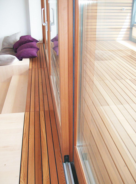 Ľahké ovládanie ťažkých zdvižno-posuvných dverí pri HS Portáli