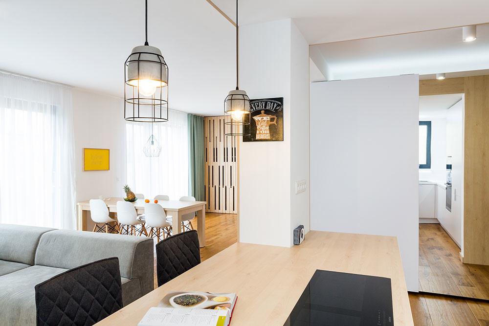 Svieži byt v Bratislave pre mladý pár