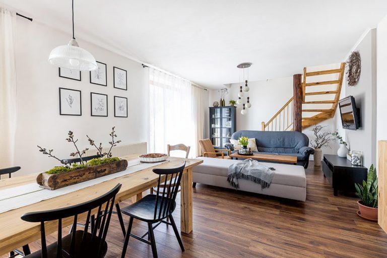 Dom v Brestovej: Svojpomocná rekonštrukcia s citom a pohodou