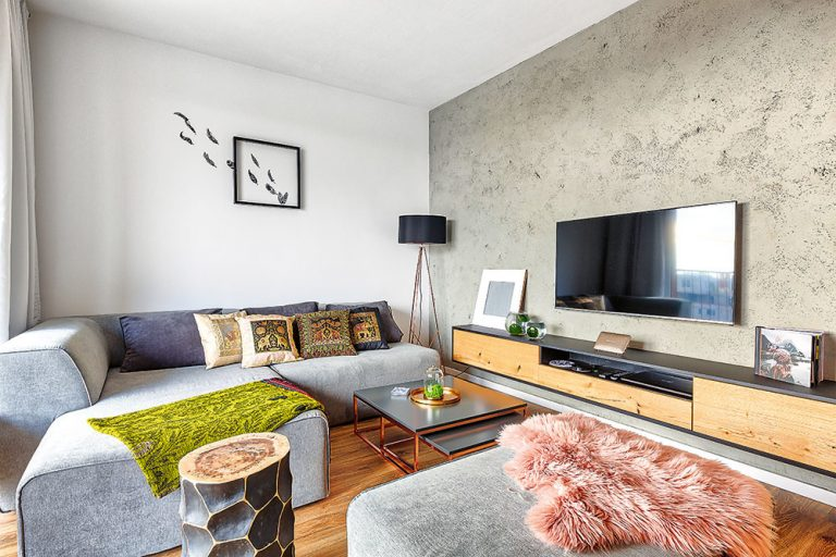 Štýlový bratislavský byt so ženskou energiou