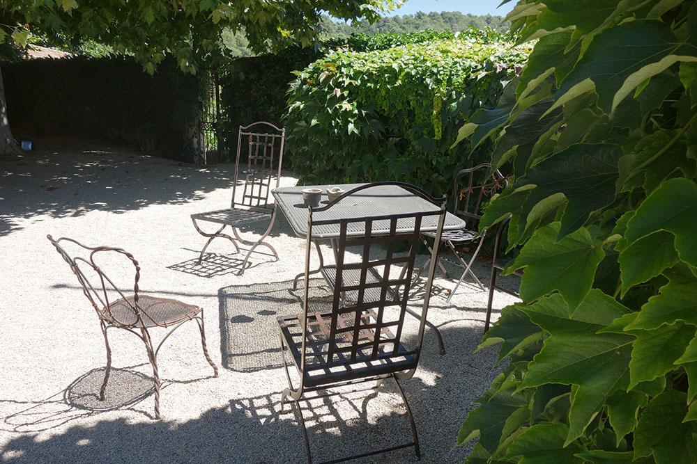 Živý plot zpaviniča nám môže pomôcť vytvoriť dokonalú kulisu pre intímnejšie posedenie vnašej záhrade.