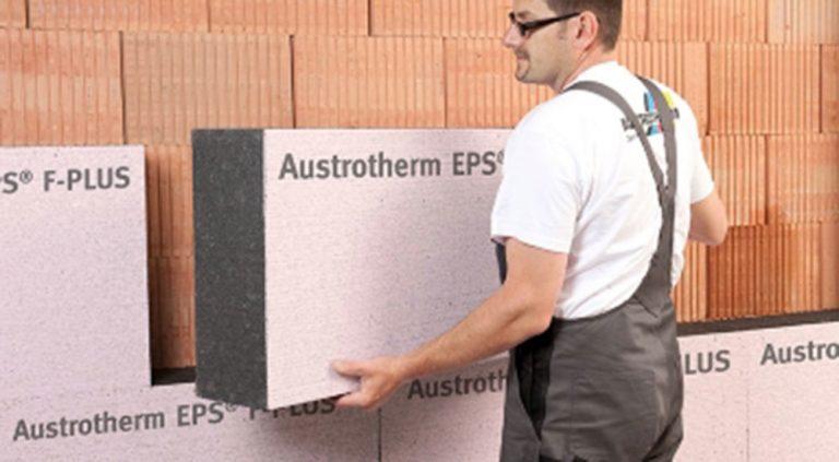 Grafitový polystyrén a jeho výhody