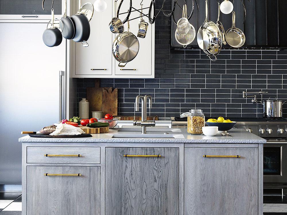 Ako si rozvrhnúť kuchyňu na funkčné zóny