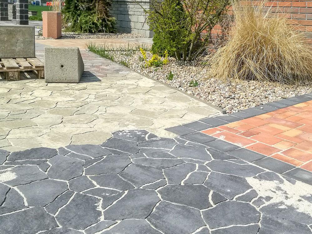 Dlažba PICADO – imitácia kameňa pred váš dom