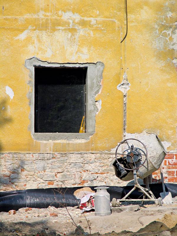 Sčím treba rátať pri rekonštrukcii domu?