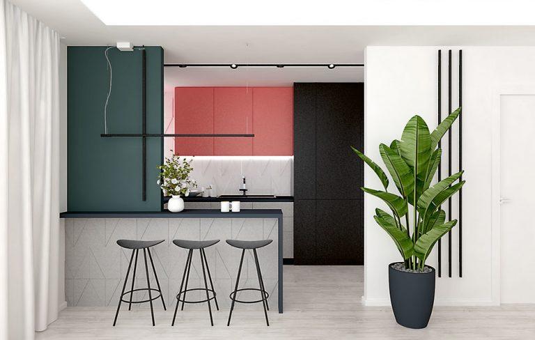 Dilema z paneláku: Spojiť malú kuchyňu s obývačkou alebo ju ponechať samostatne
