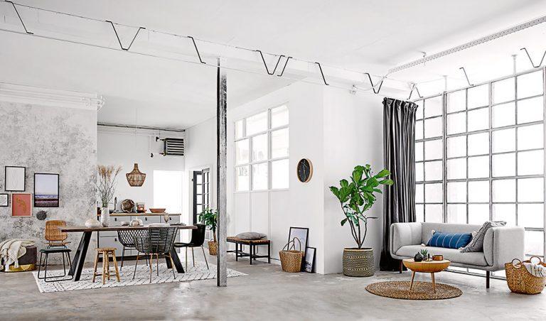 Ako zariadiť veľkú obývačku