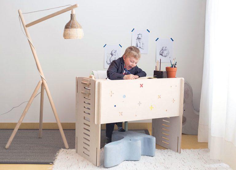 Rastúci nábytok do detskej izby