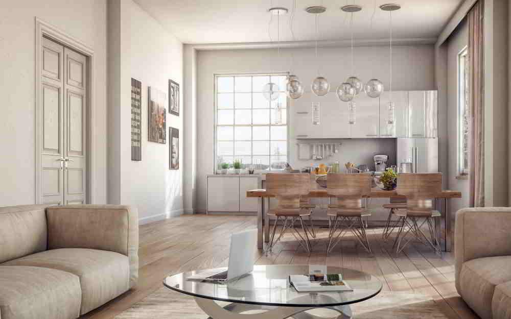 Ako správne kombinovať drevo v interiéri
