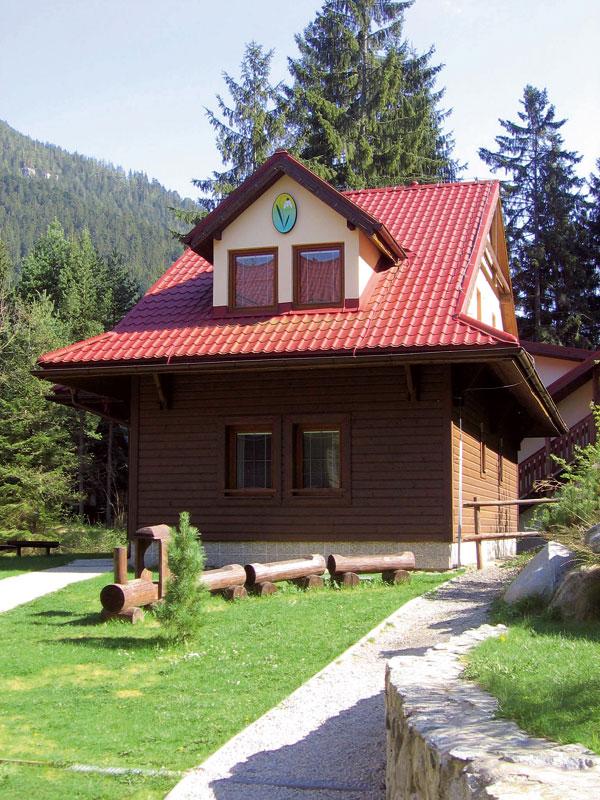 Stavajte alebo rekonštruujte chatu bez problémov