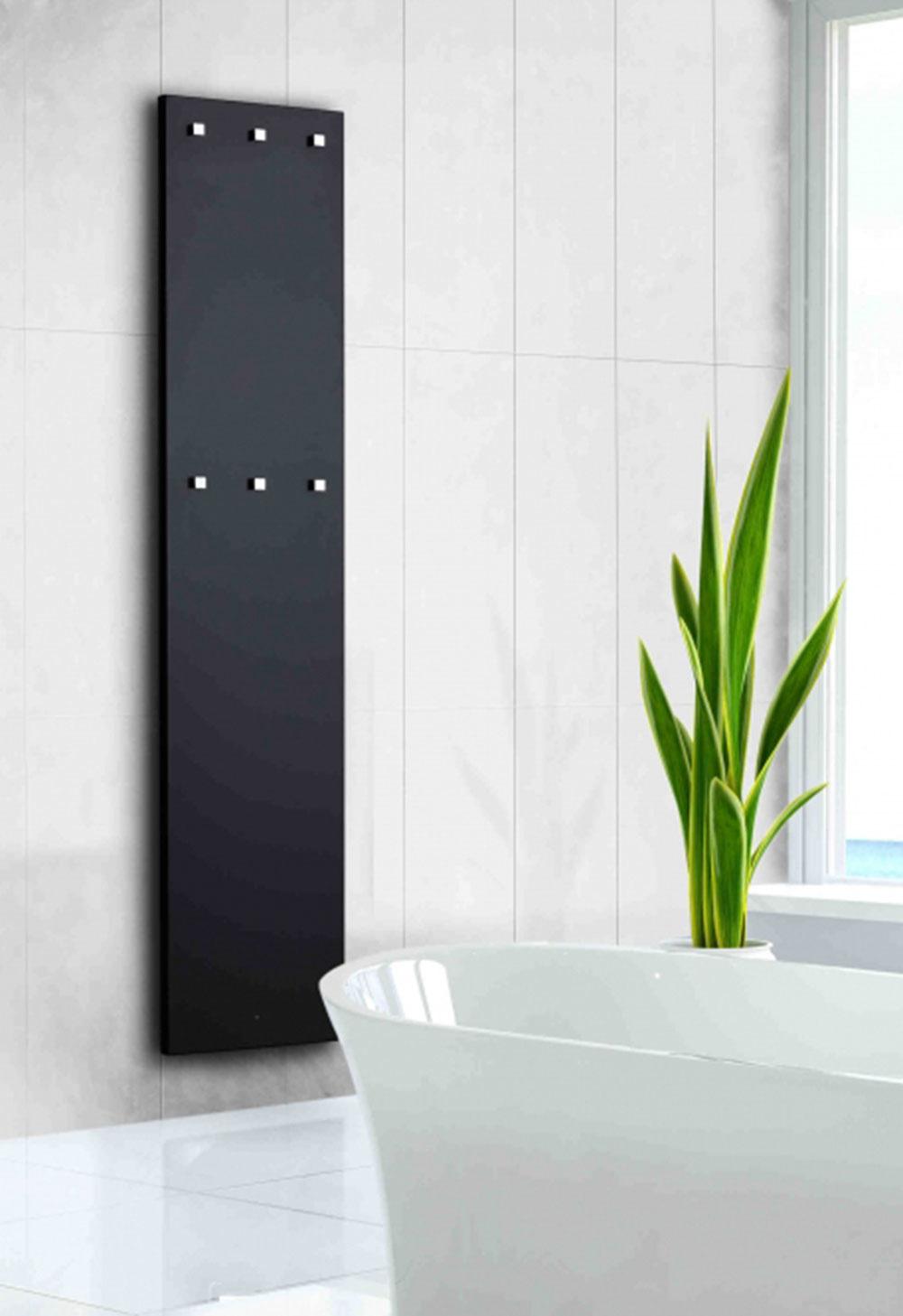 radiátor v kúpeľni