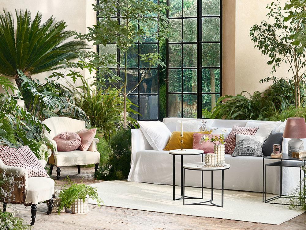 Ako vdýchnuť vašej obývačke život?