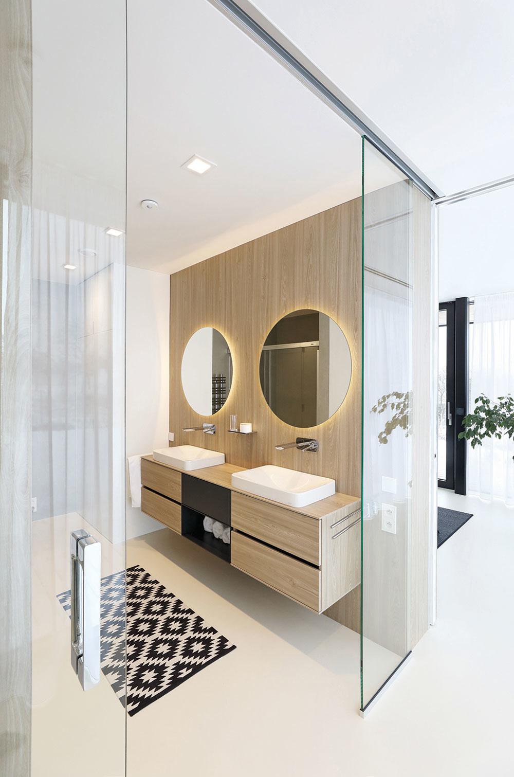 kúpeľna v dome