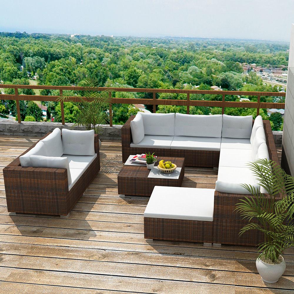 Slnečné dni a teplé večery sú konečne tu: Pripravili sme si pre Vás pár inšpirácií pre dokonalé posedenie v záhrade