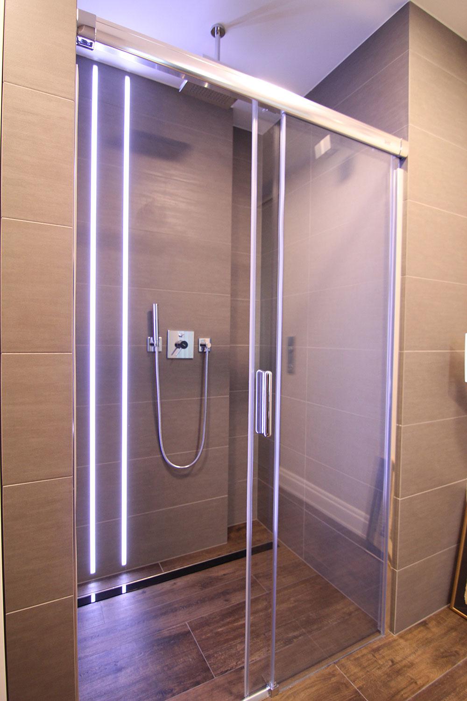 sprchový kut
