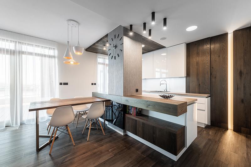 Náročná premena štvorizbového bytu: Posun priečok, nové priestory, zmena štýlu