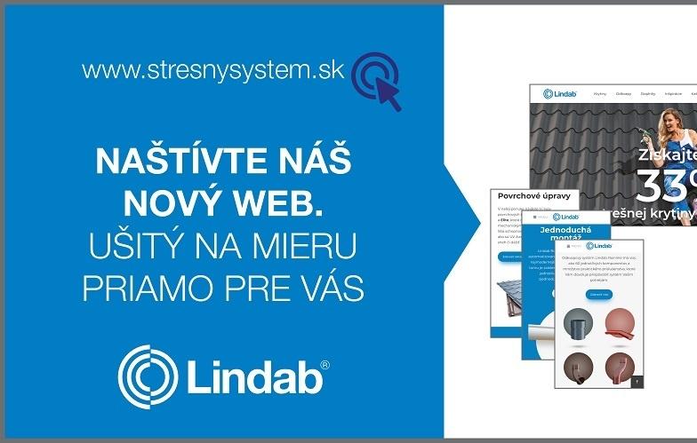 Nový web o kvalitných strešných systémoch