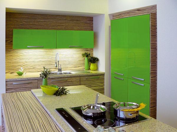 Kuchyňa - dispozícia a ergonómia