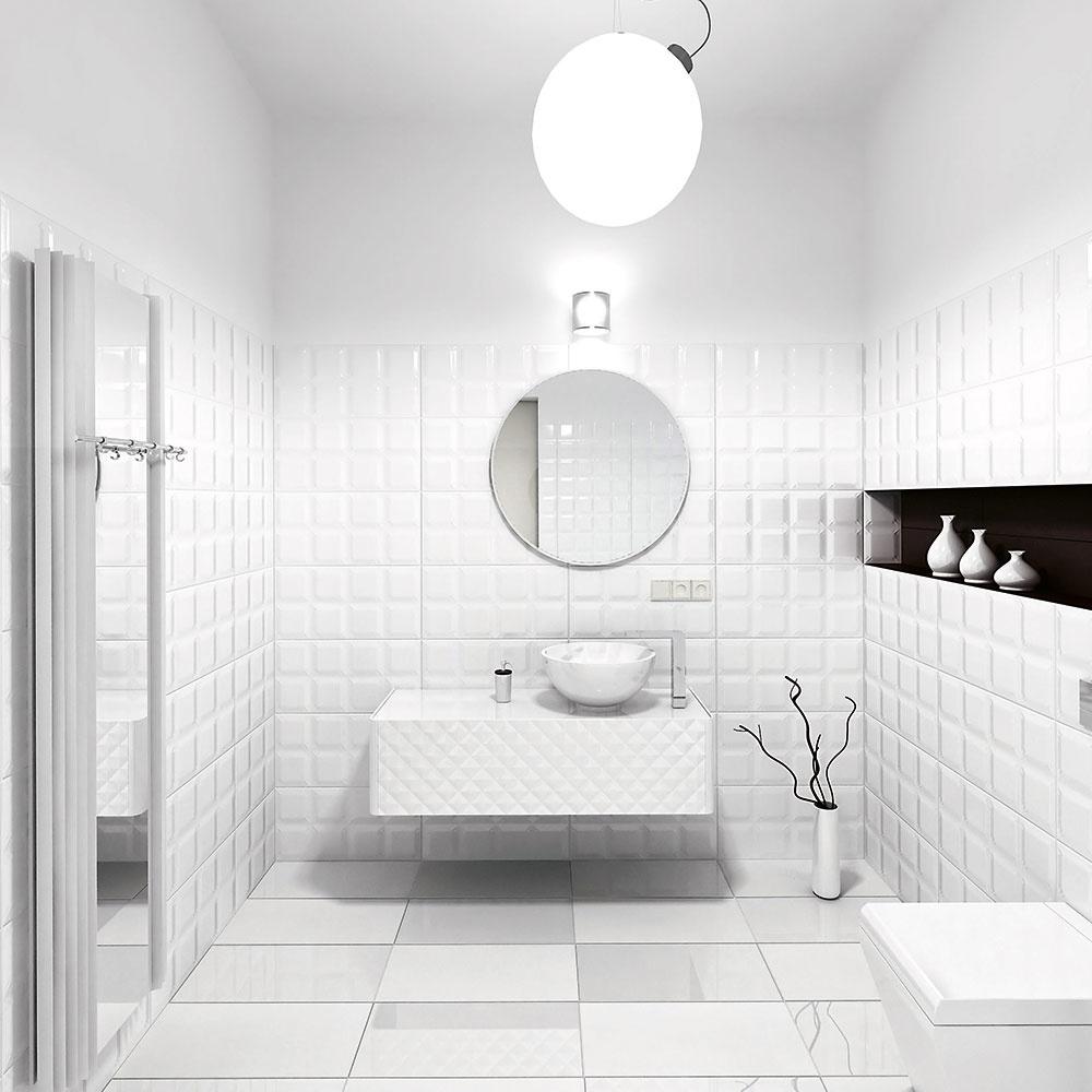 kúpeľňa v bielom