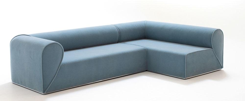 Legendárna a tvarovo jednoduchá pohovka už roky očaruje svojím pohodlím