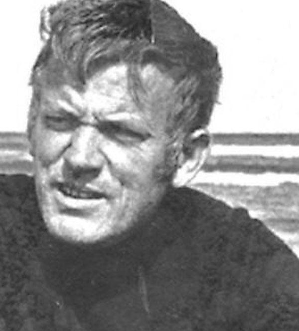 Erik Rasmussen (1930 – 1984) dánsky dizajnér